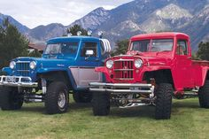 Check out all of these awesome 4x4 and off road trucks sent in by our readers in Off-Road Rides! Only in Off-Road Magazine!