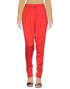 BLUMARINE Women's Casual pants Red 10 US