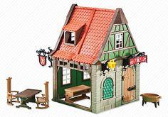 Medieval Tailor Shop