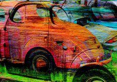 Derick Burke Art: Vintage visions.......