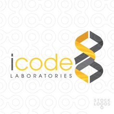 creative logo design of a dna strand design. (dan, science, heath, grow, life, genetics, medical, laboratory, discover, technology, therapy, biotechnology, biology, teaching, app, creative, gene, chromosome, pattern, strand, double helix, lab, invention, code, marker, test, testing, software, hospital)
