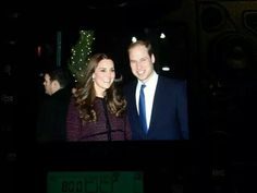 William and Kate arrive in New York