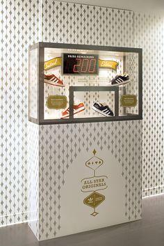 Adidas: Retail Display