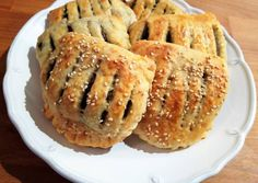 (5) Csirkemájas táska | kajakóma receptje - Cookpad receptek Hungarian Cake, Apple Pie, Muffin, Meals, Cooking, Breakfast, Recipes, Cook Books, Cakes