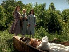 Anne of Green Gables. My favorite movie of all time.