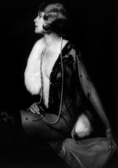 Vintage Photo - Flapper