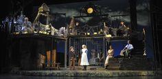 Great Expectations- Utah Shakespeare. Scenic design by Jo Winiarski.