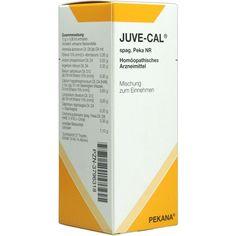 JUVE-CAL SpagyrikPeka NR syrup:   Packungsinhalt: 150 ml syrup PZN: 03796318 Hersteller: PEKANA Naturheilmittel GmbH Preis: 5,64 EUR…