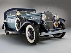 1930 Cadillac V-16