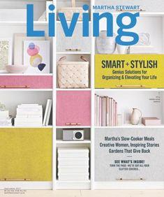 Martha Stewart Living Magazine, September 2017