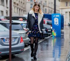 Paris Fashion Week, Autumn-Winter 2016: street style. Part 1 (photo 2)
