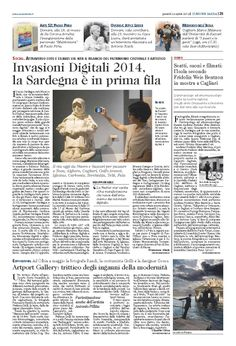 #invasionidigitali #sardegna
