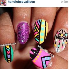 .@nailartoohlala | @handjobsbyallison amazing! I love it!