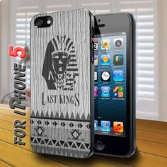 Last Kings Black Case for iphone 5