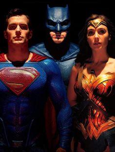 DC's Trinity