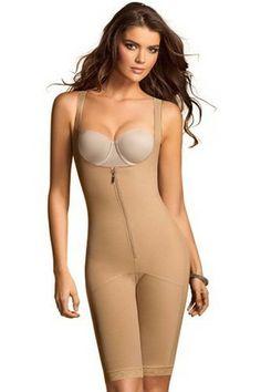 7d353071976 Leonisa Wide Straps Mid-Thigh Compression Body Shaper - BEST SELLER   shapewear  brayola