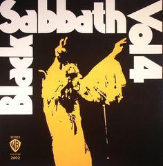 Black Sabbath - Vol 4 (reissue) (Rhino) #vinyl #records #vinylrecords #dj #music #Metal
