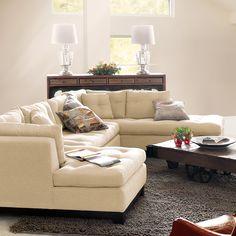Garner 3 Piece Sectional Sofa   Arhaus Furniture