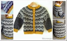 Det blir lagt til 25 % moms (kr for mønsterkjøpere i Norge. Knitting For Kids, Baby Knitting, Little People, Little Boys, Ravelry, Knitted Baby Clothes, Baby Knits, Fair Isle Pattern, Knitting Charts