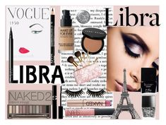 """Libra"" by vilte-m ❤ liked on Polyvore featuring beauty, Bobbi Brown Cosmetics, Urban Decay, Sisley Paris, Boohoo, AERIN, Butter London, Anna Sui and NARS Cosmetics"