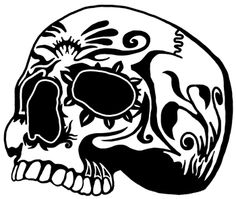 Semper Fi Marines Skull Laptop Car Truck Vinyl Decal Window - Anchor custom vinyl decals for car