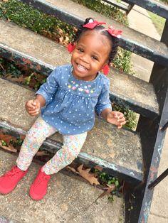 pretty babies ✨ Little Girl Outfits, Little Girl Fashion, Toddler Fashion, Little Girls, Kids Fashion, Beautiful Children, Beautiful Babies, Pretty Baby, Pretty Girls