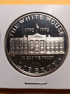 American Coins, Coins For Sale, Commemorative Coins, Us Coins, Coin Collecting, Silver Coins, How To Find Out, Anniversary, Online Shopping