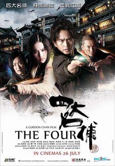 四大名捕 The Four 2011