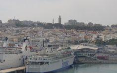 Harbor at Tangier