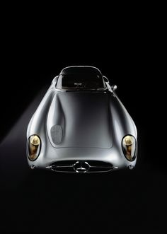 Benz 399 SLR.  The best photo of this I've seen.
