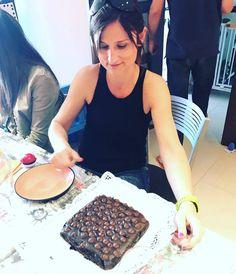 Brownie vegano con col kale para celebrar mis 42  Ha sido un éxito ROTUNDO y me alegra que haya gustado (aunque no a todos  únicamente a los paladares más exquisitos )