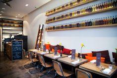 Restaurant Alain Milliat // Paris