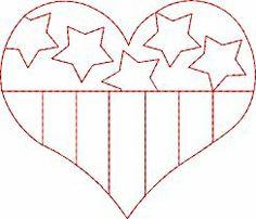 RW - HEART FLAG