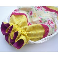 Toiletry Bag 'Rose Lace' £12.50