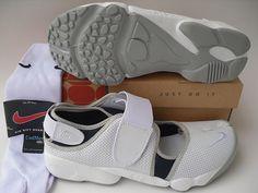 http://www.nikeriftshoes.com/nike-air-rift-white-black-grey-p-24.html Only$71.39 #NIKE AIR RIFT WHITE BLACK GREY #Free #Shipping!