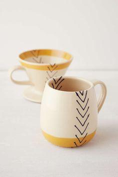 Taza y cuchara de amigos, cerámica de cerámica, porcelana | Botes ...