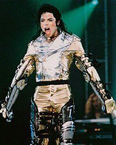 King of Pop Michael Jackson.