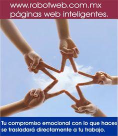 www.robotweb.com.mx, establecer un compromiso contigo mismo es un buen reto.