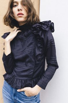 fbf65db3a0d BECAUSE TURTLE NECKS CAN BE SEXY TOO. - CAN BE WORN BUTTONED UP OR OPEN