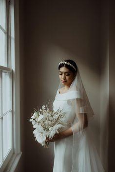 Bonita & Karel - London Destination Wedding - Antler Projects