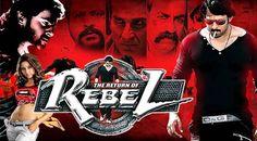 Hd Torrent Full Hindi Movies: The Return Of Rebel (2014) - 720p HD
