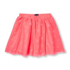 Girls Glitter Tutu Skirt