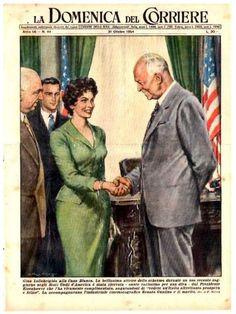 Domenica del corriere 1954 6