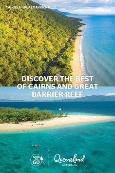 Cairns Australia, Coast Australia, Australia Travel, Cool Places To Visit, Places To Travel, Holiday Destinations, Travel Destinations, Nature Photography, Travel Photography