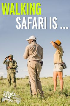 Walking safaris in Africa were actually the traditional way of going on safari before the arrival of trucks and other vehicles and they are becoming popular again. ____________________________________________________ #shadowsofafrica #travelafrica #thisisafrica #africananimals #africansafari #safariinafrica #africa #safari #wildafrica #africananimals #doyourtravel #travelmore #africanprints #travelmore