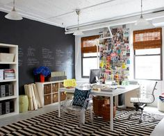 22 Creative Workspace Ideas for Couples | Brit   Co