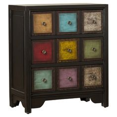 If you like the interiors of your living space with a touch of whimsicality, the Bungalow Rose Jerry 3 Drawer Chest. Fashioned with traditional and rustic...
