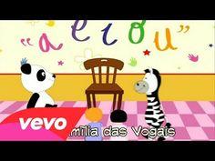 Panda vai à Escola - A Família das Vogais (B-I-N-G-O)