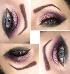THE DIRTY FALL via #brokat #eyes #eyemakeup #eyeshadow #pretty #beauty