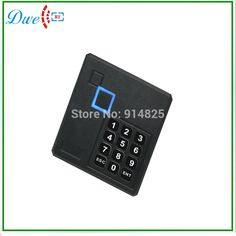 18.00$  Watch now - http://aliksd.shopchina.info/go.php?t=32224887179 - Factory Price EM-ID 125khz Backlight Rfid ID Card 1600 Users Single Door Access Control System With Keypad Free Shipping  #SHOPPING